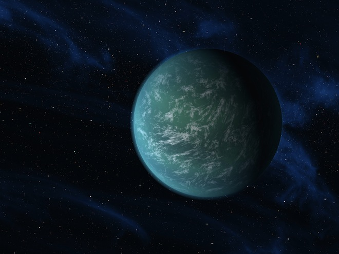 Exoplaneta - Crédito: NASA